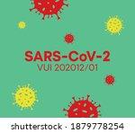 sars cov 2. deadly sars cov 2...   Shutterstock .eps vector #1879778254
