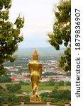The 9 Metres High Golden Buddha ...