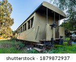 Renovated Railroad Car In The...