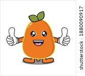 cute mascot illustration of... | Shutterstock .eps vector #1880090917