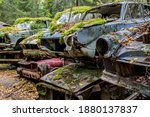 Rusty Old Vintage Cars  Some...