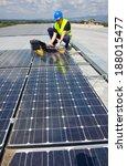 sun energy | Shutterstock . vector #188015477