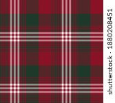 Christmas Glen Plaid Textured...