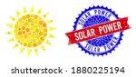 sun vector mosaic of sharp... | Shutterstock .eps vector #1880225194