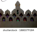 Small Decorative Stained Glass...