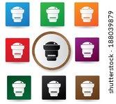 lens buttons vector | Shutterstock .eps vector #188039879