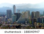 A View Of Downtown Mexico City  ...