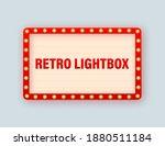 vintage advertising for...   Shutterstock .eps vector #1880511184
