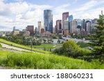 calgary  alberta  canada   june ...   Shutterstock . vector #188060231