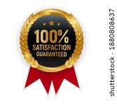 premium quality gold medal...   Shutterstock .eps vector #1880808637