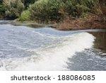 danube delta landscape  ... | Shutterstock . vector #188086085