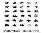 set of black brushstrokes. good ... | Shutterstock .eps vector #1880870941