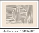trendy abstract creative... | Shutterstock .eps vector #1880967031