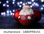 Santa Claus Shaped Bauble....