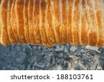 chimney stack brioche baking... | Shutterstock . vector #188103761