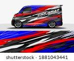 car graphic background vector.... | Shutterstock .eps vector #1881043441