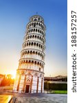 pisa  place of miracles  the... | Shutterstock . vector #188157257