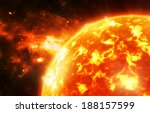 The Sun   Background Elements...