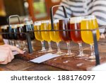 beer tasting | Shutterstock . vector #188176097