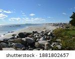 Sunny Day At Hampton Beach  New ...