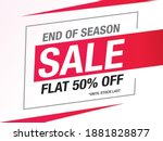 sale and special offer tag ... | Shutterstock .eps vector #1881828877