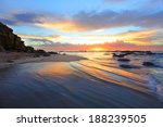 beautiful and colourful sunrise ...