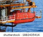 Offshore Life Boat Or Survival...