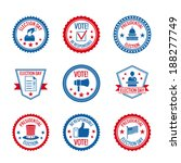 government and presidential... | Shutterstock .eps vector #188277749