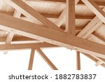 Wooden Roof Construction....
