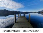 Ashness Jetty On Derwentwater...