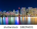 Darling Harbour Is A City...