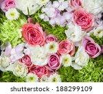 flowers  | Shutterstock . vector #188299109