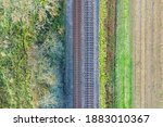 Two Railway Tracks Which...