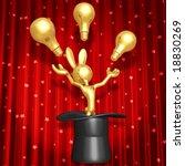 magic ideas | Shutterstock . vector #18830269