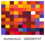 square pixel color abstract...