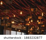 Wooden Decorative Ceiling With...
