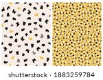 seamless hand drawn vector...   Shutterstock .eps vector #1883259784
