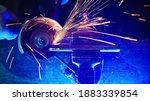 Professional Mechanic Cuts Off...