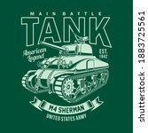 Vintage American M4 Sherman...
