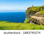 Cliffs Of Moher  Ireland  O...