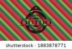 Outdo Christmas Badge...