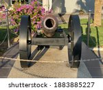 An Old Cannon Found In Kota...