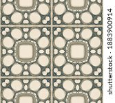 Vintage Repeat Lace Pattern....