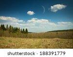alaska woods and hills | Shutterstock . vector #188391779