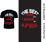 The Best Mom Was Born In April...