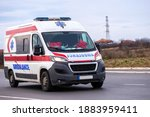 Ambulance. Special Medical...