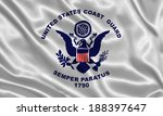 Flag of US Coast Guard