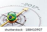 brazil high resolution 2017...   Shutterstock . vector #188410907