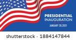 usa presidential inauguration...   Shutterstock .eps vector #1884147844