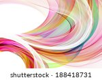 Original Abstract Colorful...